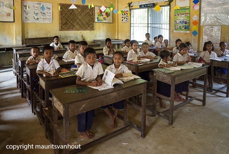Onderwijs in Cambodja